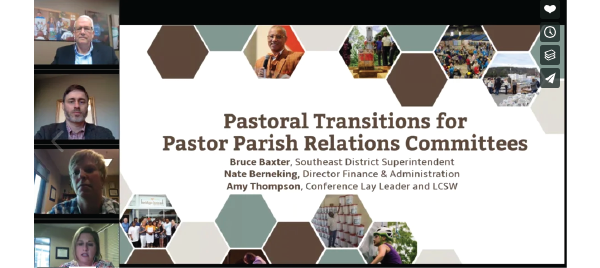 Leaving Well Webinars: Pastoral Transitions for the PPRC