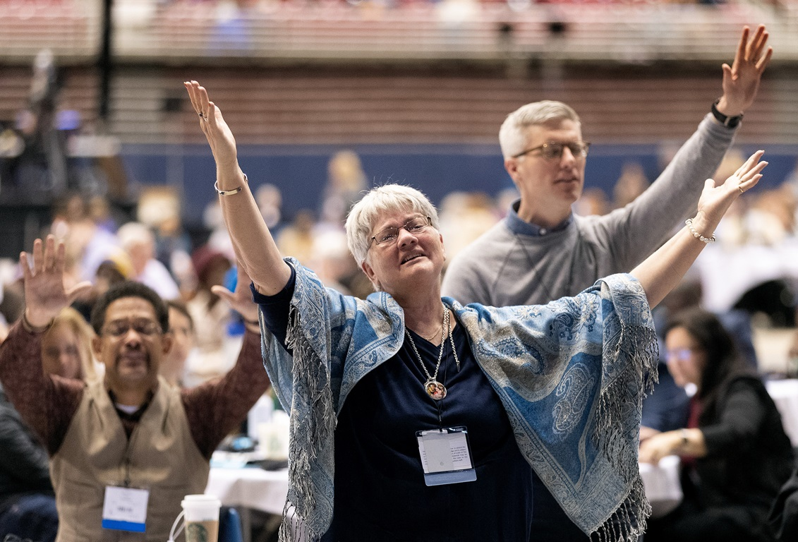 GC2019: Sample pastoral letter to the congregation