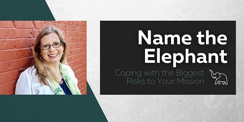 Name the Elephant: Coping With the Biggest Risk to our Mission